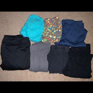 Leggings Bundle (7 pairs)